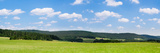 Field with a Mountain Range in the Background, Schramberg, Rottweil, Black Forest, Baden-Wurttem... Photographic Print by  Panoramic Images