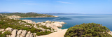 Coastline, Punta Sardegna, Sardinia, Italy Photographic Print by  Panoramic Images
