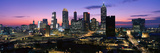 Skyscrapers in a City, Atlanta, Georgia, USA Photographic Print by Panoramic Images