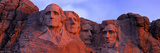 Low Angle View of a Monument, Mt Rushmore National Monument, Rapid City, South Dakota, USA Fotografie-Druck von Panoramic Images 
