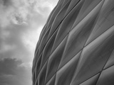Low Angle View of a Football Stadium, Allianz Arena, Munich, Bavaria, Germany Photographic Print