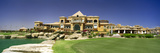 Facade of a Golf Course, the Cascades Golf and Country Club, Soma Bay, Hurghada, Egypt Fotografisk tryk af Panoramic Images,