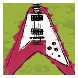 Guitars Prints by Jr., Enrique Rodriguez