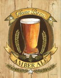 Home Brew Affiches van Gregory Gorham