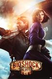 Bioshock Infinite - Booker & Elizabeth Kunstdrucke