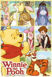 Winnie The Pooh Grid Posters