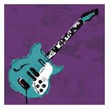 Guitars Posters by Jr., Enrique Rodriguez