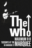 The Who -  Maximum R&B, The Marquee Posters