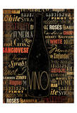 Vino Posters by Jace Grey