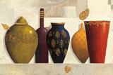 Jeweled Vessels Affiches par James Wiens