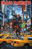 Iron Maiden New York Posters