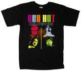 Red Hot Chili Peppers - Color Me Pepper T-shirts
