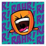 Rahr Poster by Jr., Enrique Rodriguez