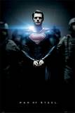 Man of Steel - Handcuffs Poster