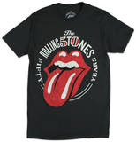 The Rolling Stones - 50 Years Tongue T-shirts