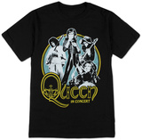 Queen - In Concert T-shirts
