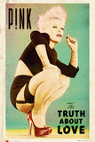 Pink Truth About Love Poster