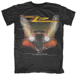 ZZ Top - Eliminator T-shirts