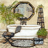 Touch of Exotic II Poster by Charlene Olson