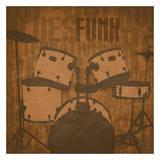 Funk Posters van Jr., Enrique Rodriguez