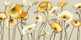 Jaune Gris I Affiches par Shirley Novak