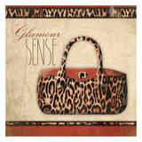 Glamour Sense Print by Jace Grey