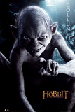 The Hobbit Gollum Póster