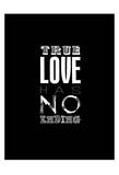 True Love Posters by Jace Grey