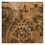Leaf Spice Print by Carole Stevens
