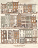 Philadelphia Serigraph by  Hero Design