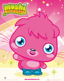 Moshi Monsters Poppet Posters