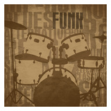 Funk Print by Jr., Enrique Rodriguez