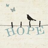 Bird Talk I Láminas por Jess Aiken
