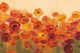 Mohnblumen im Sommer Kunstdrucke von Silvia Vassileva