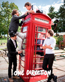 One Direction Take Me Home Pósters