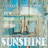 Sunshine Posters by Carol Robinson