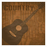 Country Prints by Jr., Enrique Rodriguez
