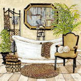 Touch of Exotic I Prints by Charlene Winter Olson
