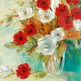 Vibrant Bouquet II Posters by Carol Robinson