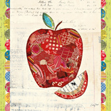 Fruit Collage I - Apple Posters by Courtney Prahl