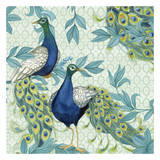 Pretty Peacocks Posters par Marilu Windvand