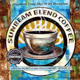 Sunbeam Blend Coffee Print by Maria Donovan