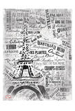 Eiffel Posters by  OnRei