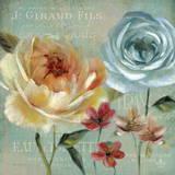 Le Jardin de Paris I Prints by Carol Robinson