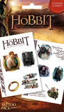 The Hobbit An Unexpected Journey Temporary Tattoos