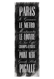 Paris Prints by  OnRei