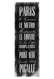 Paris Prints by  OnRei