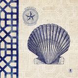 Sea Shore Square III Posters by Sarah Mousseau