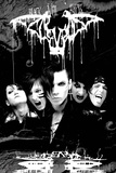 Black Veil Brides Darkest Print