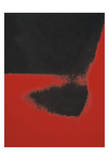 Shadows II, 1979 (red) Posters por Andy Warhol